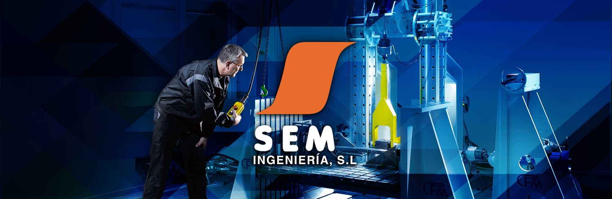SEM INGENIERÍA, SL Soluciones de ensayo de materiales03